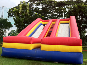 giant slide inflatable
