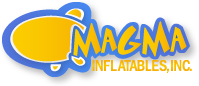Magma Inflatables Logo